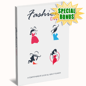 Special Bonuses - November 2017 - Fashion Envy