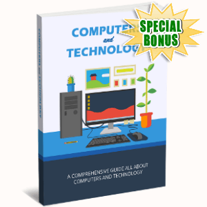 Special Bonuses - November 2017 - Computers And Technology