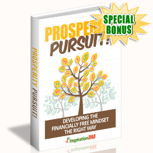 Special Bonuses - December 2017 - Prosperity Pursuit