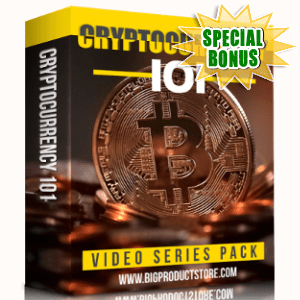 Special Bonuses - March 2018 - Cryptocurrency 101 Video Series Pack