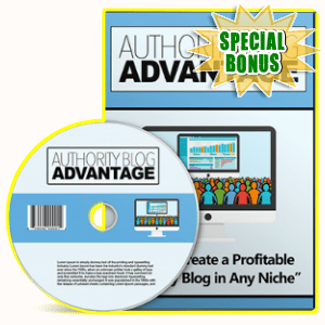 Special Bonuses - March 2018 - Authority Blog Advantage Video Upgrade Pack