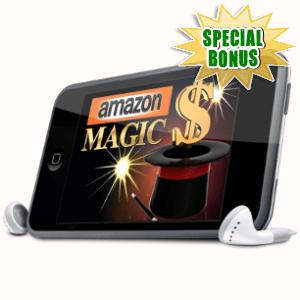 Special Bonuses - April 2018 - Amazon Magic Audio Pack