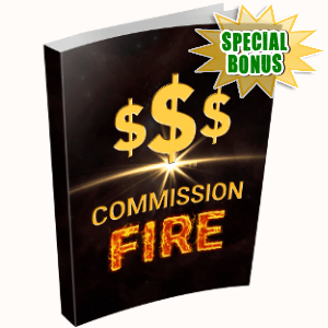 Special Bonuses - May 2018 - Commission Fire Pack