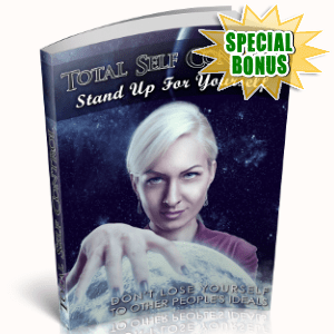 Special Bonuses - June 2018 - Total Self Control