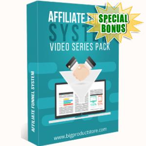 Special Bonuses - September 2018 - Affiliate Funnel System Video Series Pack