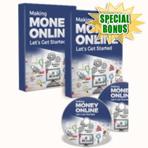 Special Bonuses - September 2018 - Making Money Online