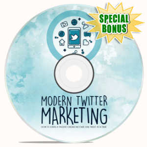 Special Bonuses - October 2018 - Modern Twitter Marketing Video Upgrade Pack