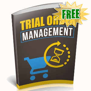 Special Bonuses - November 2018 - Trial Order Management