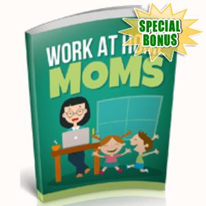 Special Bonuses - December 2018 - Work At Home Moms Part 1