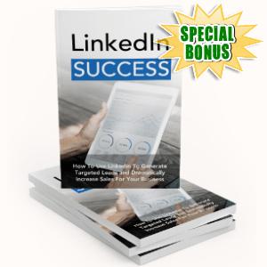 Special Bonuses - December 2018 - LinkedIn Success Pack