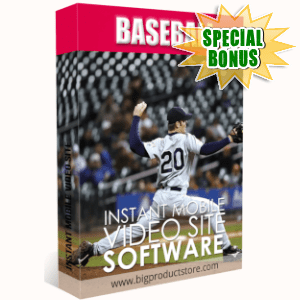 Special Bonuses - March 2019 - Baseball Instant Mobile Video Site Software