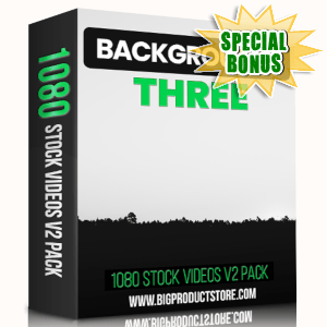 Special Bonuses - March 2019 - Backgrounds 3 - 1080 Stock Videos V2 Pack