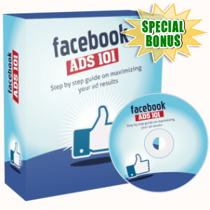 Special Bonuses - May 2019 - Facebook Ads 101 Video Series Pack