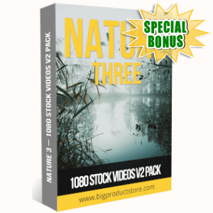 Special Bonuses - July 2019 - Nature 3 - 1080 Stock Videos V2 Pack