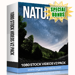 Special Bonuses - August 2019 - Nature 5 - 1080 Stock Videos V2 Pack