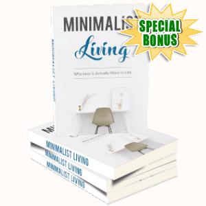 Special Bonuses - November 2019 - Minimalist Living Pack