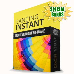 Special Bonuses - December 2019 - Dancing Instant Mobile Video Site Software