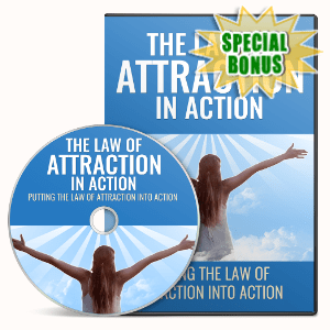Special Bonuses - February 2020 - The Law Of Attraction In Action Video Upgrade Pack