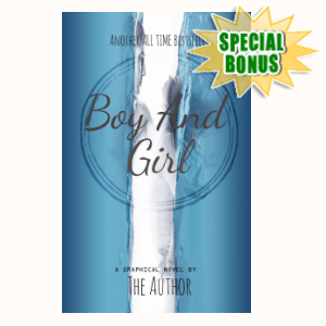 Special Bonuses - February 2020 - Boy And Girl Kindle Cover Template