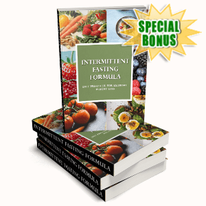 Special Bonuses - April 2020 - Intermittent Fasting Formula Pack
