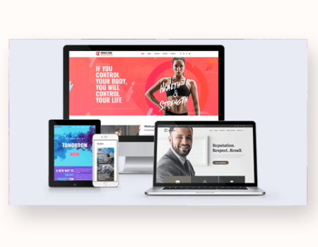 DFY Hero V2 Features - Fully Mobile Responsive Pages