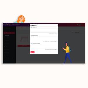 MarketPresso V2 Features - Custom Code
