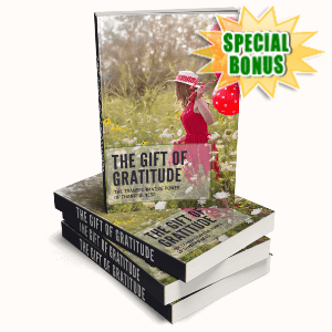 Special Bonuses - May 2020 - The Gift Of Gratitude Pack