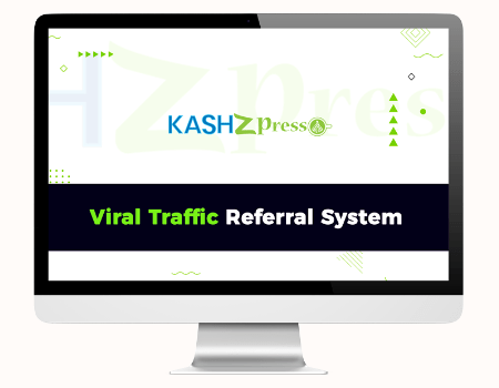 KashZPresso Features - Viral Traffic Referral System