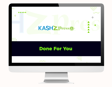 KashZPresso Features - 20 Done For You Viral Traffic PDFs You Can Use to Get Free Traffic