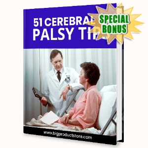 Special Bonuses - June 2020 - 51 Cerebral Palsy Tips