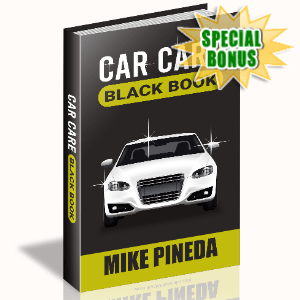 Special Bonuses - June 2020 - Car Care Black Book