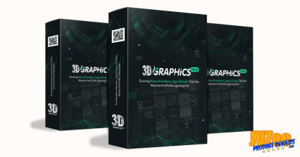 3D Graphics Pack Unrestricted PLR Review and Bonuses