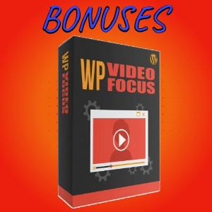 Krowd Bonuses  - WP Video Focus