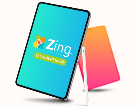 Zing Features - Quick Start Guide