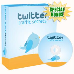 Special Bonuses - September 2020 - Twitter Traffic Secrets Video Series Pack