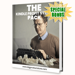 Special Bonuses - September 2020 - The Kindle Profit System Pack