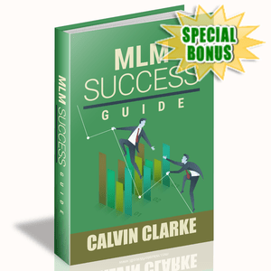 Special Bonuses - October 2020 - MLM Success Guide