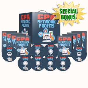 Special Bonuses - October 2020 - CPA Network Profits 8 Part Videos Course