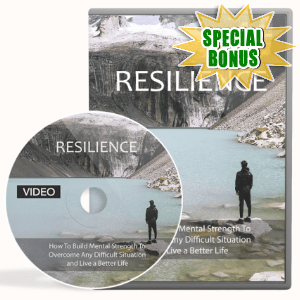 Special Bonuses - October 2020 - Resilience Video Upgrade Pack