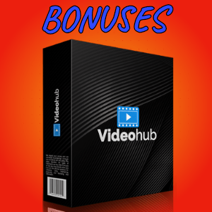 SurveyChimp Bonuses  - Videohub Pro with Developer License
