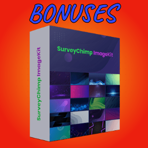 SurveyChimp Bonuses  - SurveyChimp ImageKit with Commercial Rights