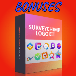 SurveyChimp Bonuses  - SurveyChimp LogoKit with Commercial Rights
