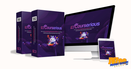 Courserious Review and Bonuses