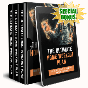 Special Bonuses - November 2020 - The Ultimate Home Workout Video Upgrade Pack