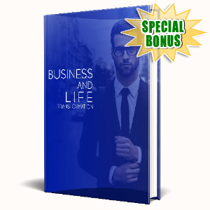 Special Bonuses - December 2020 - Business And Life Transformation