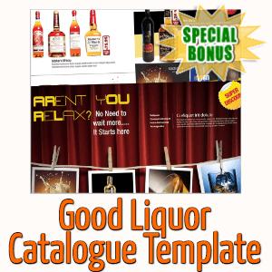 Special Bonuses - December 2020 - Good Liquor Catalogue Template