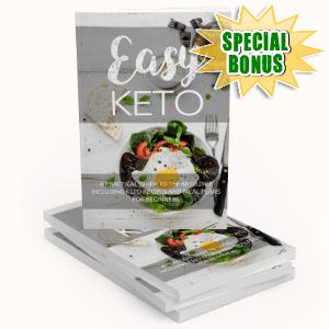 Special Bonuses - December 2020 - Easy Keto Pack