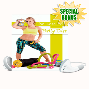 Special Bonuses #4 - January 2021 - Lose Your Belly Diet