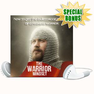Special Bonuses #13 - January 2021 - The Warrior Mindset