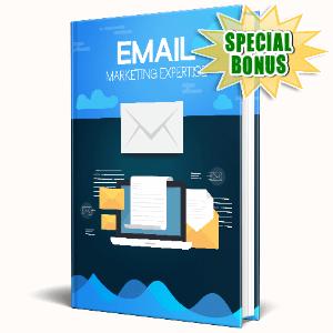 Special Bonuses #29 - January 2021 - Email Marketing Expertise